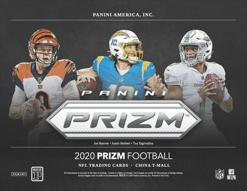2020 Panini Prizm Football Tmall 20 Box Case