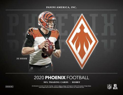 2020 Panini Phoenix Football 16 Box Case