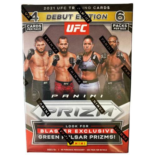 2021 Panini Prizm UFC Blaster Box