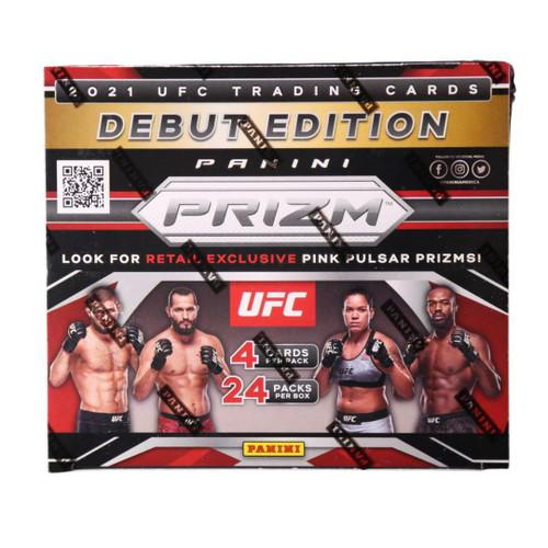 2020 Panini Prizm UFC Retail Box