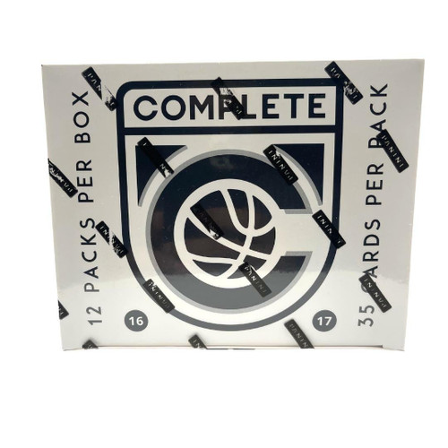 2016/17 Panini Complete Basketball Fat Pack Box