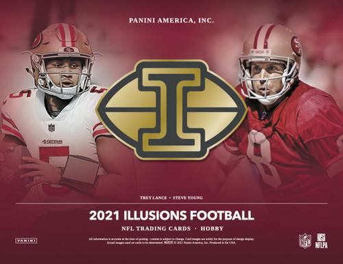 2021 Panini Illusions Football Hobby Box