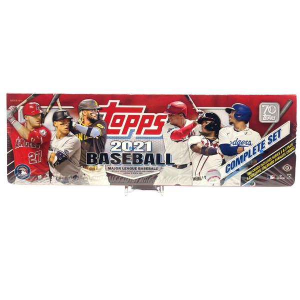 2021 Topps Complete Baseball Factory Hobby Set