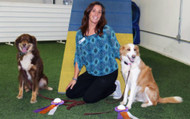Weekly Paws: Cheryl Johnson & Red & Lily