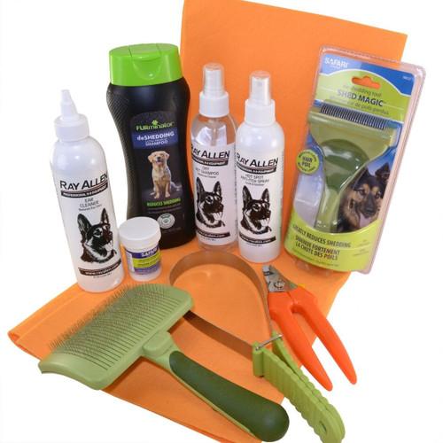 Deluxe Grooming Kit