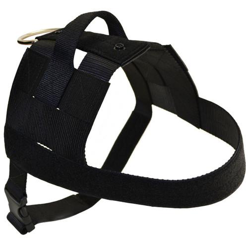 Search and Rescue Harness Black