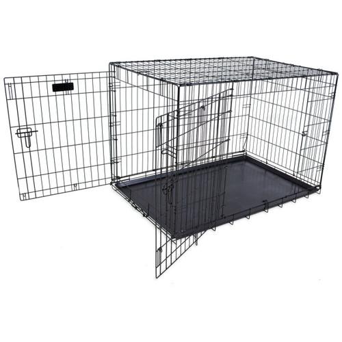 Petmate Wire Kennel - 2 Door