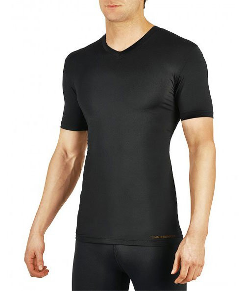 Tommie Copper Men's Compression Short Sleeve Shirt