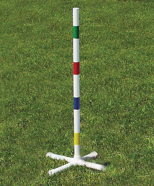 Competition Painted Agility Broad Jumps - Corner Markers Only