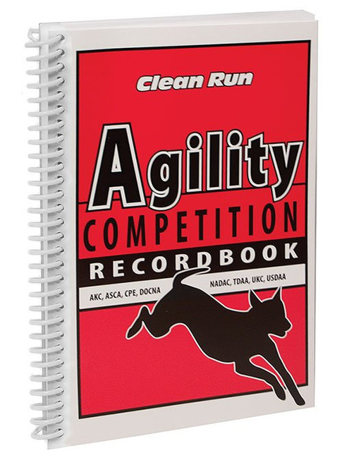 Agility Competition Record Book