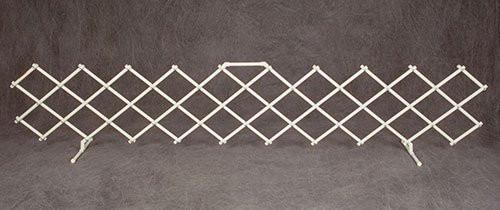 5Ft Practigates P.V.C. Plastic Folding Ring Gate