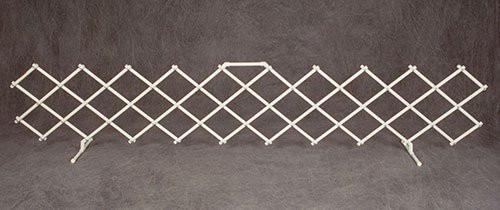 Practigates P.V.C. Plastic Folding Ring Gate