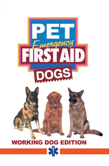 First Aid For Working Dogs
