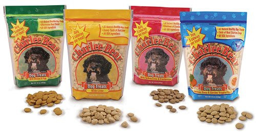 Charlee Bear Dog Treats
