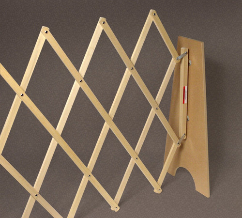 Wooden Folding Ring Gates