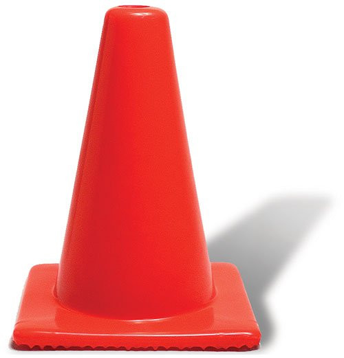 """Heavyweight Cones for Rally or Agility - 12"""""""