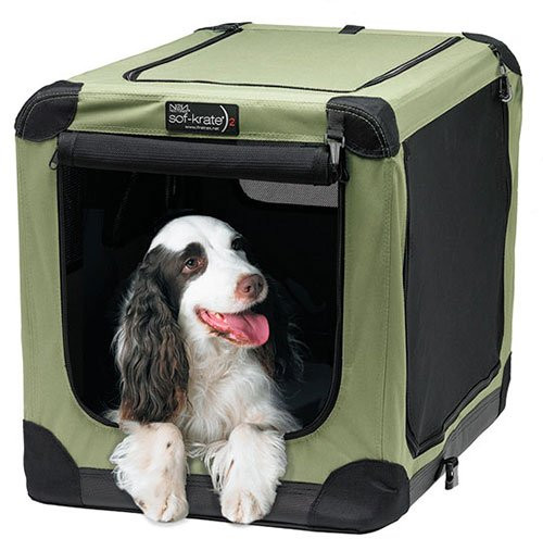 Sof-Crates Fabric Kennel