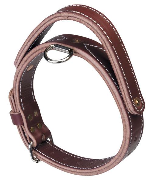 Latigo Leather Heavy-Duty Collars