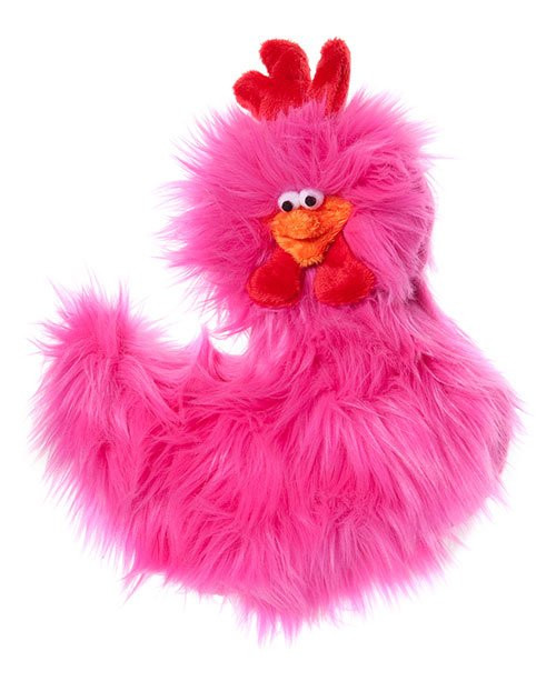 Rowdy Rooster Toy