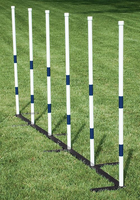 "24"" Spacing Economy Weave Poles"