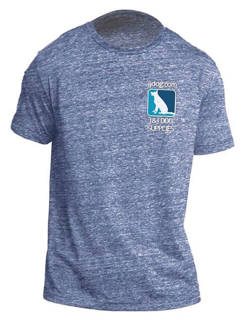 J & J Dog Supplies Logo T-Shirt