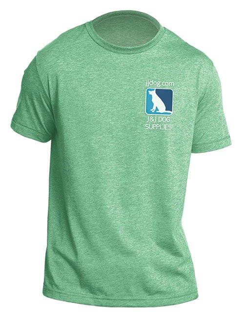J&J Dog Supplies Logo T-Shirt