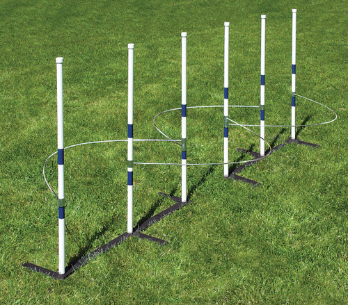"""Weave Pole Training Wires - 24"""" Spacing"""