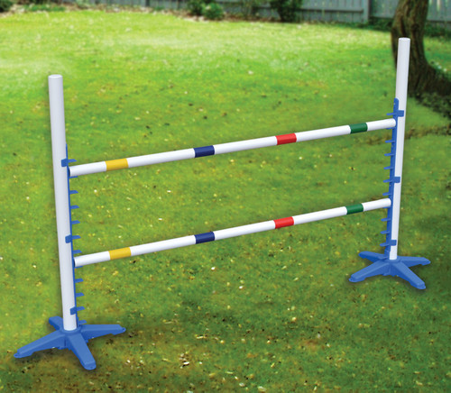 Competition Agility Single and Panel Jumps