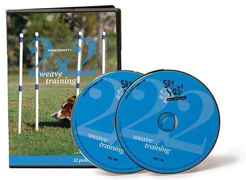 2x2 Weave Pole Training-DVD