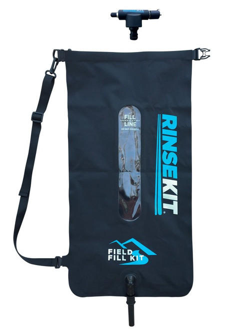 RinseKit Portable Shower Accessories