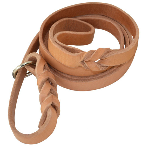Harness Leather Slip Leash