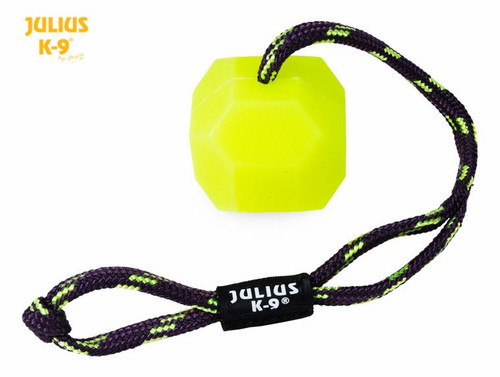 Julius K9 Neon Green Fluorescent Ball