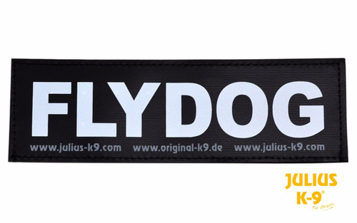 Julius K9 Flydog Patch