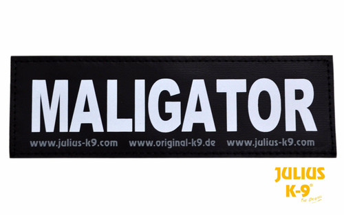 Julius K9 Maligator Patch