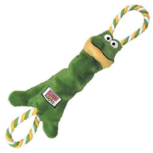 KONG™ Tugger Knots Frog