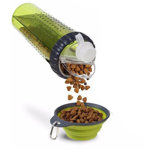 Snack DuO with Companion Cup