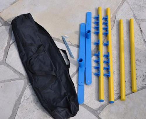 Magmar 4 Ft Pedestal Jump with Tote Bag
