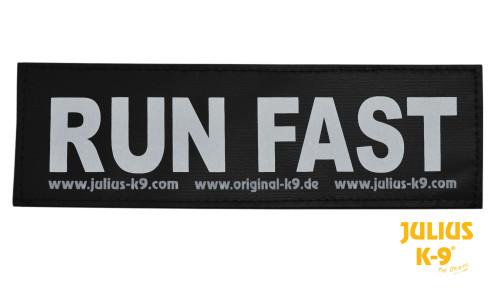 Julius K9 Run Fast Patch