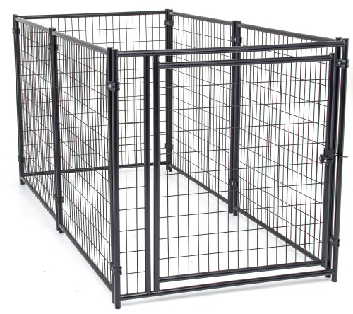 Lucky Dog Welded Wire Kennel Kit