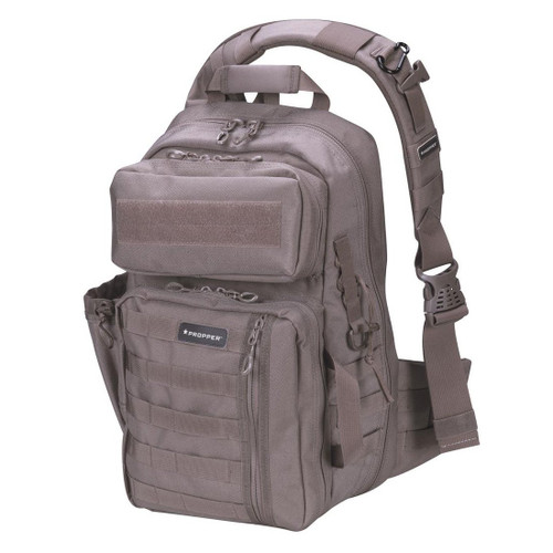 Propper Bias Sling Backpack Right Handed Gray