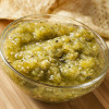 Crushed Green Mexican Tomatillo Image