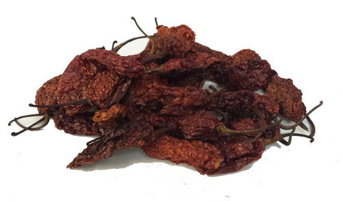 Smoked Naga Chilli Image by CHILLIESontheWEB