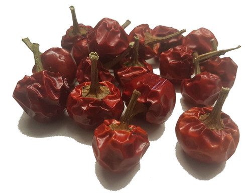 Perle Rosse di Calabria Pepperoncino Italian Chilli image by CHILLIESontheWEB