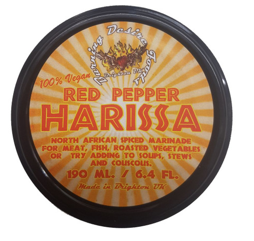 Harissa Sauce Image by Burning Desire