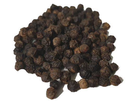 Tellicherry Whiskey Infused Peppercorns image by SPICESontheWEB