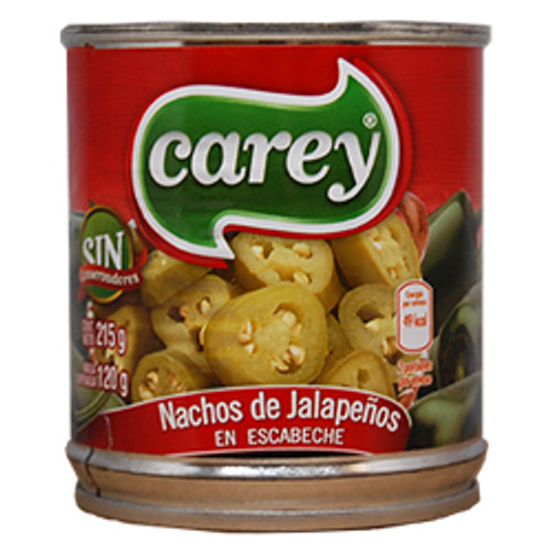 Carey Jalapeno Nacho Slices 215g Image by SPICESontheWEB