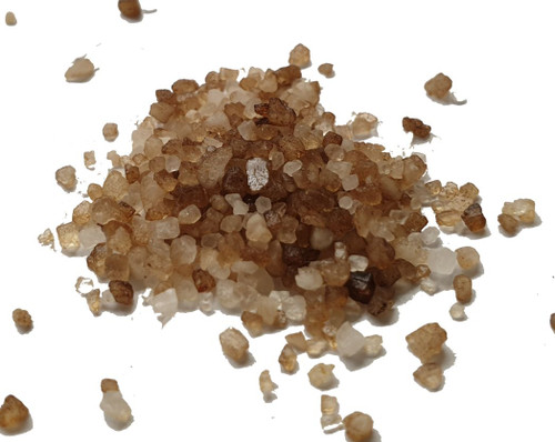 Danish Lightly Smoked Dead Sea Salt Image by SPICESontheWEB