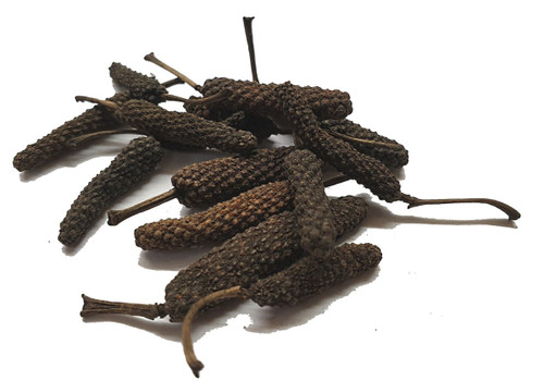 Central Java Long Pepper Image by SPICESontheWEB