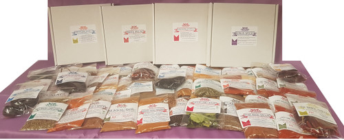 Ultimat Display of Spices by Spices on the Web