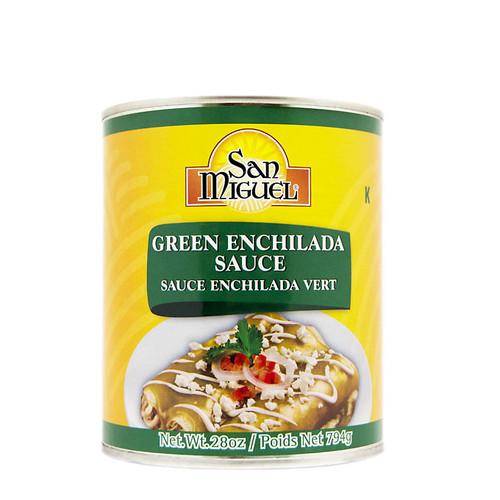 Enchilada Verde Sauce by San Miguel 794g Image